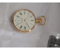 Relógio marca patek Philippe modelo bolso